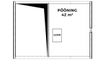 Moodulmaja - elementmaja Arca 75 - II korrus1